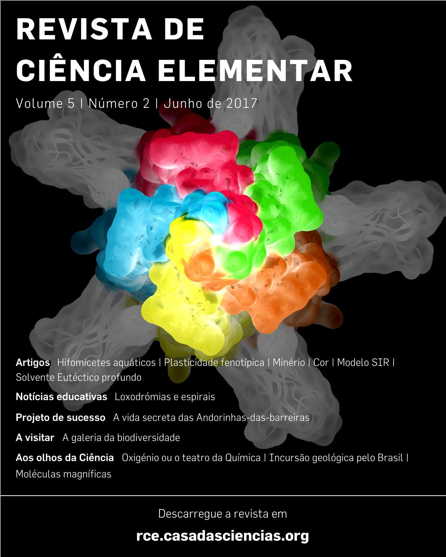 Revista de Ciência Elementar. Novo número já disponível. Clique para aceder à página da revista.