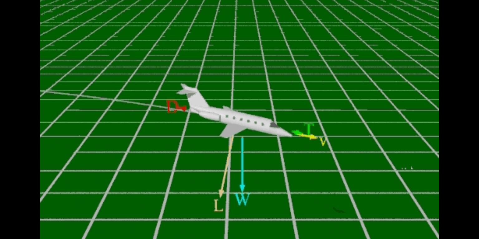 Voar em 3D